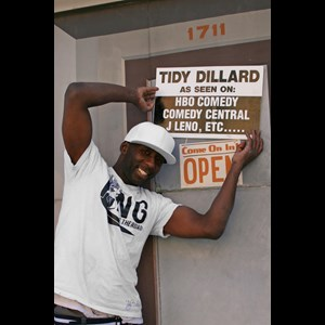 Kansas City Emcee | Tidy Dillard