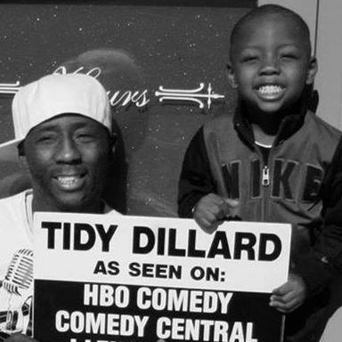 Tidy Dillard and Bobby J  - Comedian - Kansas City, MO