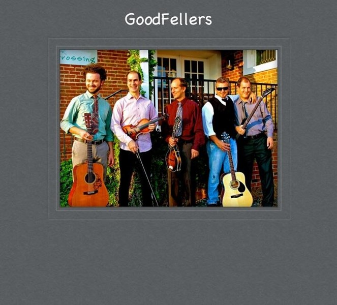 GoodFellers - Bluegrass Band - Pinnacle, NC