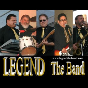 Marblehead Motown Band | LEGEND The Band