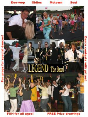 LEGEND The Band | Taylor, MI | Oldies Band | Photo #24