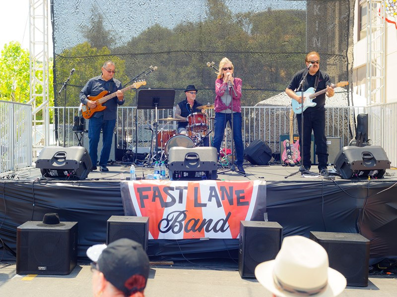 The Fast Lane (Now) Band - Cover Band - Morgan Hill, CA