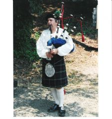 Durant Mccurley | East Haven, CT | Celtic Bagpipes | Photo #2