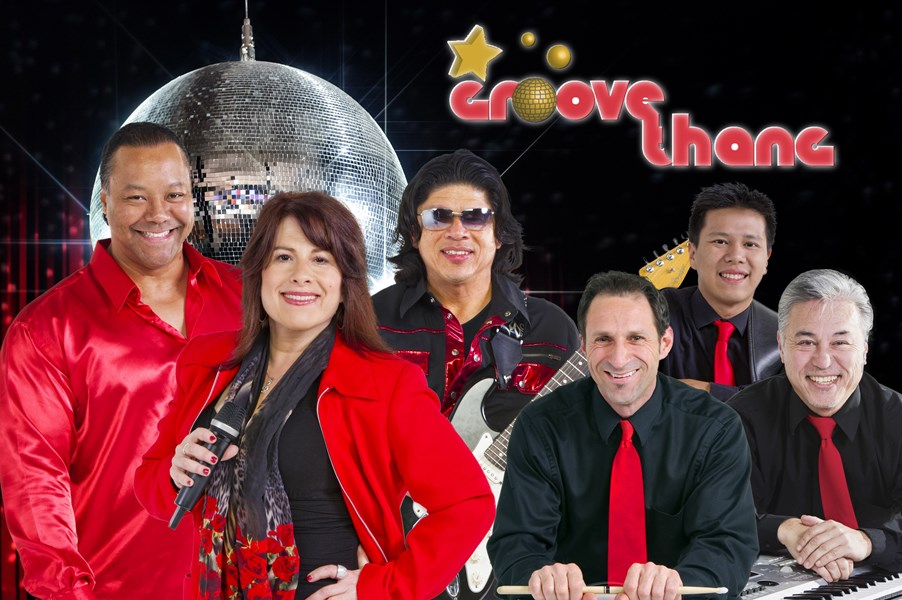 Groove Thang Band - Cover Band - Sacramento, CA