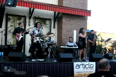 Groove Thang Band | Sacramento, CA | Variety Band | Photo #13