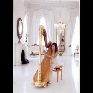 Union Church Harpist | Ashley Toman