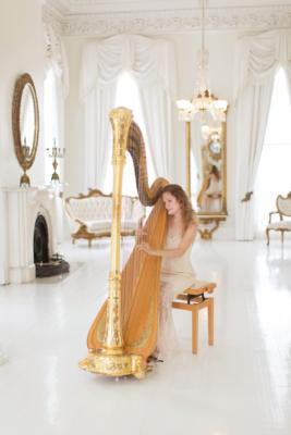 Ashley Toman | Baton Rouge, LA | Classical Harp | Photo #4