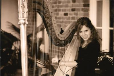 Ashley Toman | Baton Rouge, LA | Classical Harp | Photo #2
