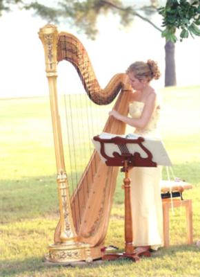Ashley Toman | Baton Rouge, LA | Classical Harp | Photo #6