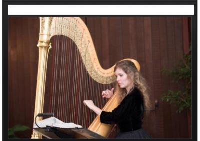 Ashley Toman | Baton Rouge, LA | Classical Harp | Photo #17