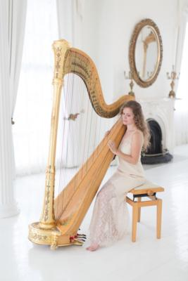 Ashley Toman | Baton Rouge, LA | Classical Harp | Photo #3