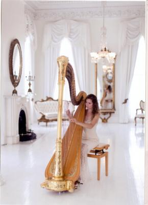 Ashley Toman | Baton Rouge, LA | Classical Harp | Photo #1