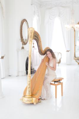 Ashley Toman | Baton Rouge, LA | Classical Harp | Photo #13