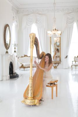 Ashley Toman | Baton Rouge, LA | Classical Harp | Photo #15