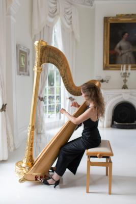 Ashley Toman | Baton Rouge, LA | Classical Harp | Photo #8