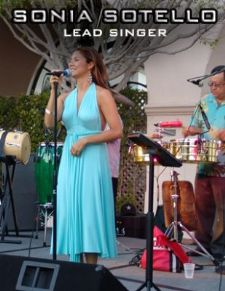 The Latin Vibe - Latin Band - Los Angeles, CA