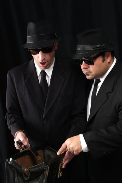 Briefcase Full Of Blues A Salute to the Blues Bros - Blues Brothers Tribute Band - Roseville, CA