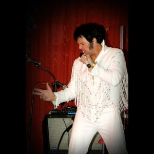 Crawford Elvis Impersonator | Richard Butler - The Blue Suede King