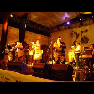 Russian Mission Salsa Band | Mambo Tropical