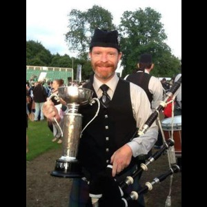 Newton Bagpiper | Jimmy Mitchell