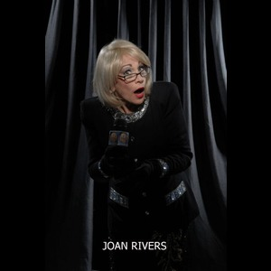 Fort Lauderdale Impressionist | Barbara Noel's Joan Rivers and other characters