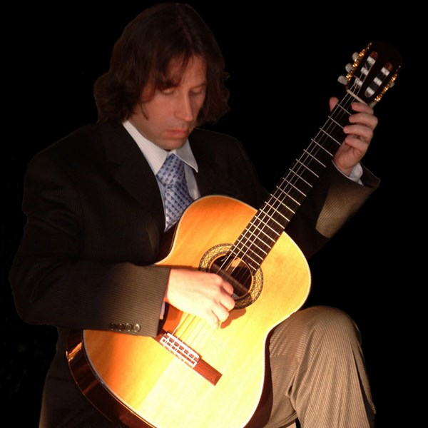 Dana Starkell - Classical Guitarist - Iowa City, IA