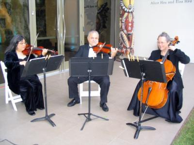 Ondine Chamber Ensemble | Sherman Oaks, CA | Classical String Quartet | Photo #3