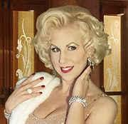 Texas Frank Sinatra Tribute Act | Jane Maddox is Marilyn Monroe