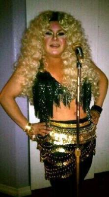 """Lulu Gaga as Gaga,Shakira,Britney Celebirty Imper 