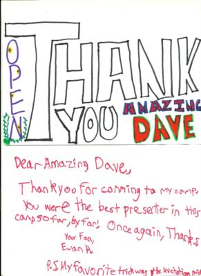 The Amazing Dave | Valley Village, CA | Comedy Magician | Photo #21