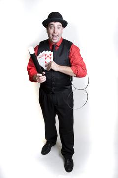 The Amazing Dave | Valley Village, CA | Comedy Magician | Photo #1