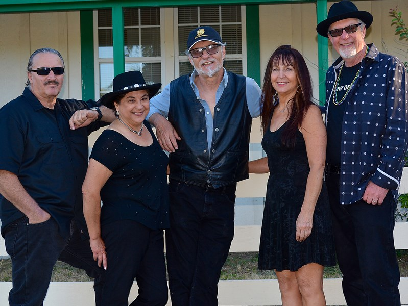 The Bluesbox Bayou Band - Americana Band - Modesto, CA