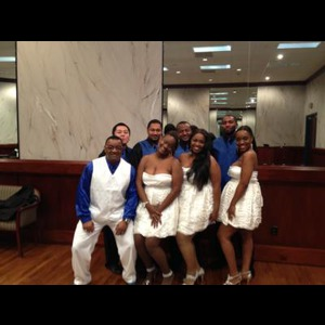 Long Beach Wedding Band | Escalade Show & Dance Band