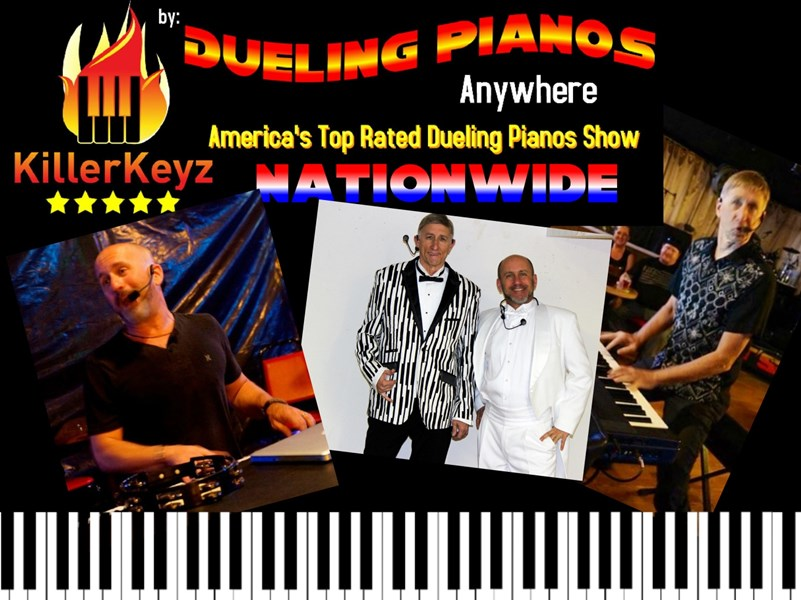 Dueling Pianos Anywhere - Dueling Pianist - Salt Lake City, UT