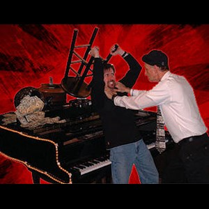 Dinosaur Pianist | Dueling Pianos Anywhere
