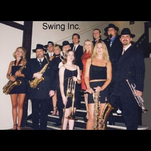 Music Inc. - Swing Band - La Canada Flintridge, CA