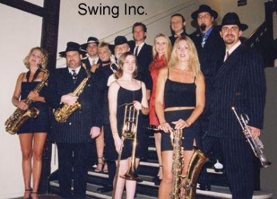 Music Inc. | La Canada Flintridge, CA | Swing Band | Photo #1