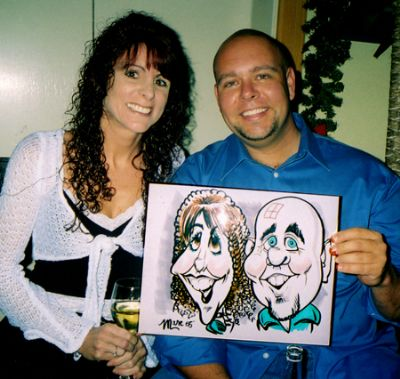 CARTooN  C i T y  C A R i C A T U R E S !!!! | Petaluma, CA | Caricaturist | Photo #8