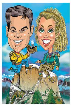 CARTooN  C i T y  C A R i C A T U R E S !!!! | Petaluma, CA | Caricaturist | Photo #23
