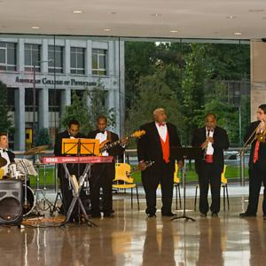 Harrisburg Jazz Orchestra | Craig Satchell Jazz & Swing Ensemble