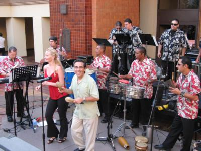 Yari More Latin Wedding Band | North Hollywood, CA | Latin Band | Photo #20