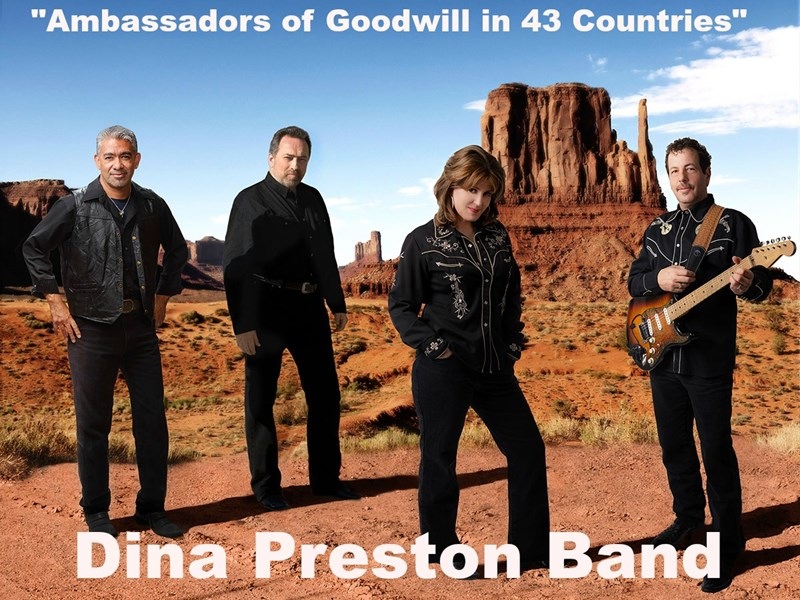 The Dina Preston Band - Country Band - Scottsdale, AZ