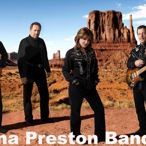 Pie Town Country Band | The Dina Preston Band