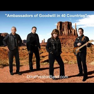 Tucson Country Band | The Dina Preston Band