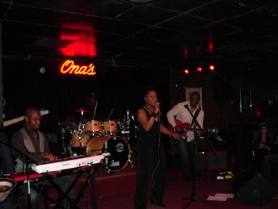 Tracy Hamlin Band | Washington, DC | Jazz Band | Photo #19