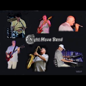 Brenton Dance Band | The Night Move Band