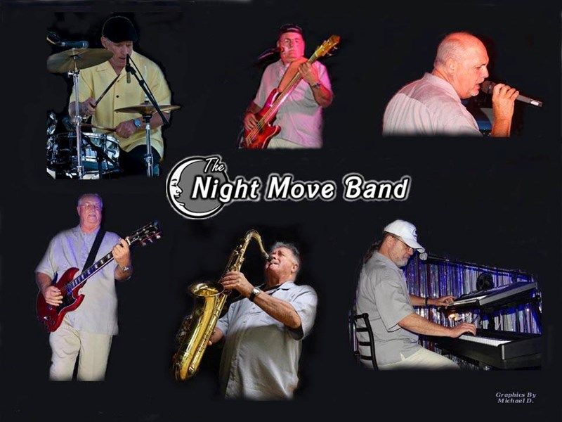 The Night Move Band - Dance Band - Taylorsville, NC