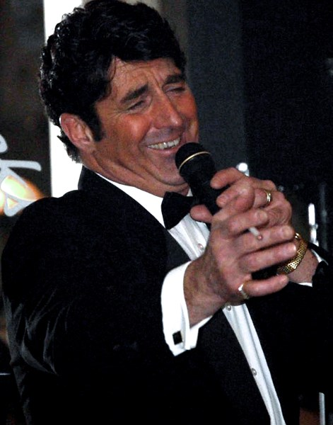 John Morello - Rat Pack Tribute Show - Guelph, ON