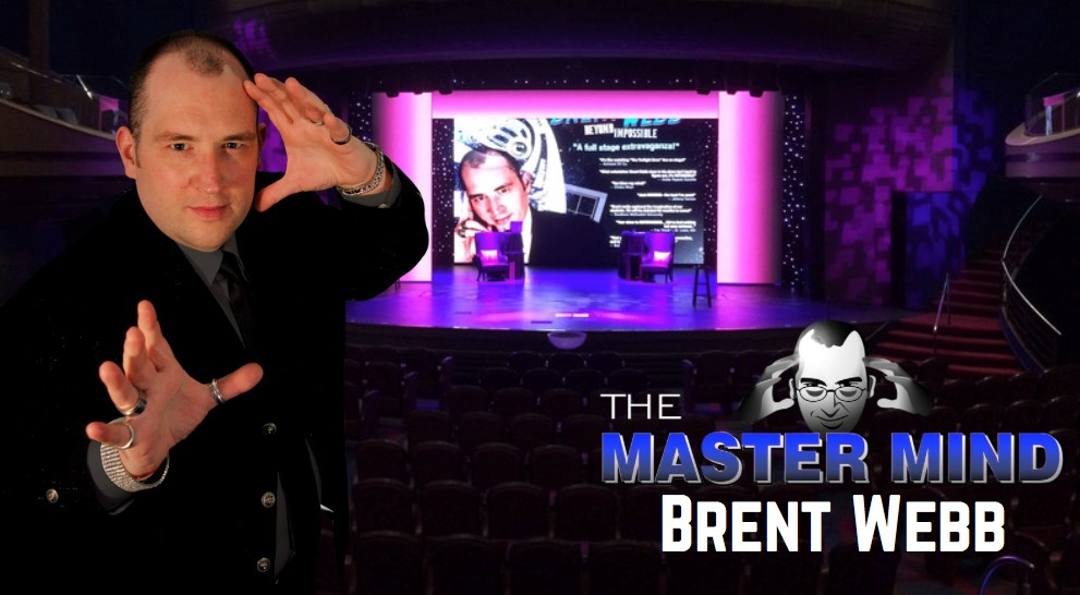 Brent Webb--Corporate Entertainer and Mentalist - Magician - Cleveland, OH