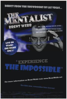 Brent Webb Entertainment | Palm Springs, CA | Mentalist | Photo #3